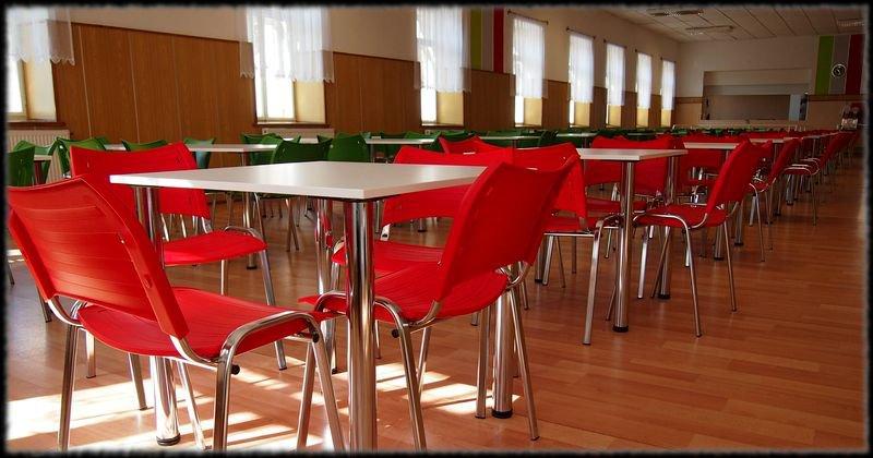 - - - Internátní školní jídelna Svitavy